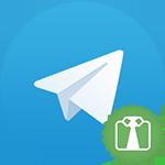 Как поменять фон в Телеграмме