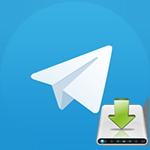 Как сохранить фото из Телеграмм