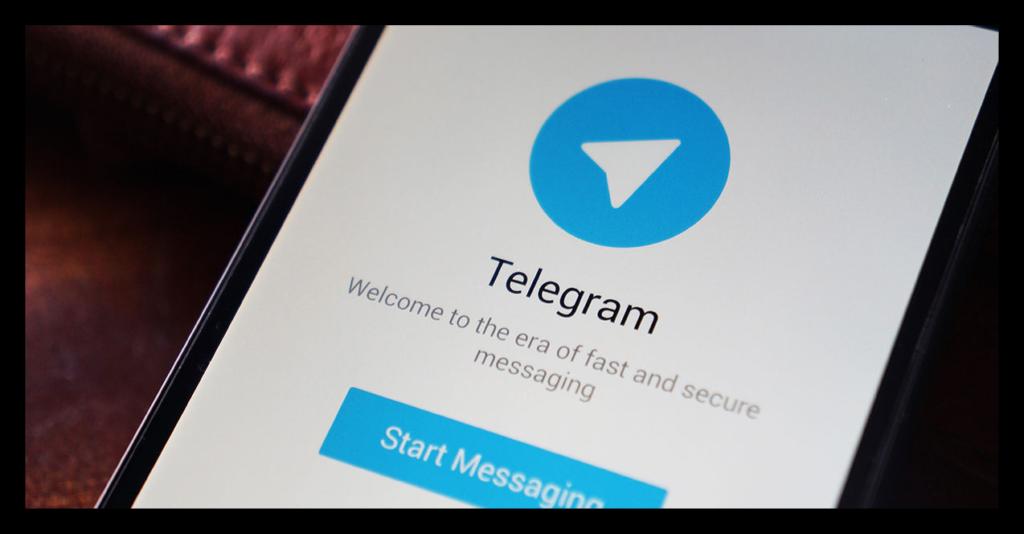 Картинка Telegram