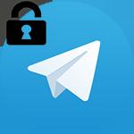 Пароль на Телеграмм
