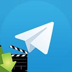 Как скачать видео с Telegram