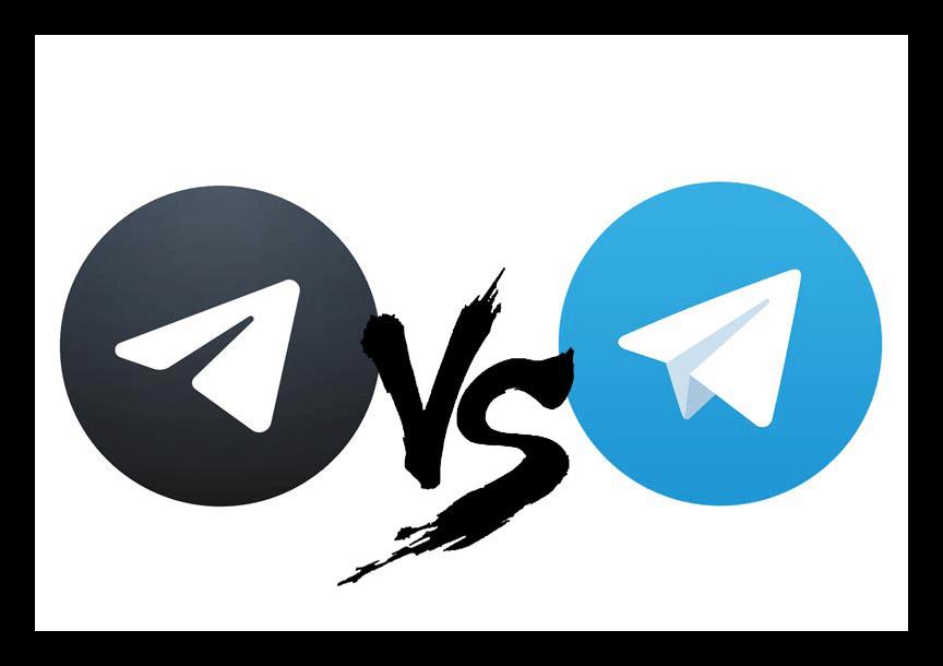 Сравнение Telegram и Telegram X